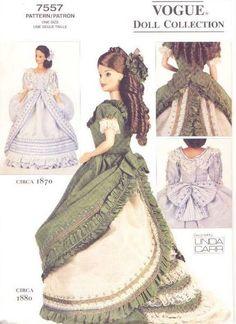 Free Copy of Pattern - Vogue 7557