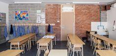 Refurbishment of the school 906 by H Arquitectes