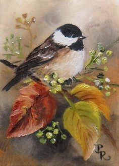 CHIWID Means Chickadee In My Lovely Lady s First Nations People s Language - TI etinqox Chilcotin Something Special For A Very Special Person Love Her Dearly So Not Married Yet But Hope To Get Married Sooner Rather Than Later Next Bird Pictures, Pictures To Paint, Bird Drawings, Animal Drawings, Drawing Birds, Watercolor Bird, Watercolor Paintings, Bird Paintings, China Painting