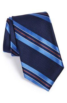 Nordstrom 'Huge Stripe' Silk Tie