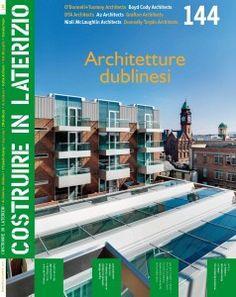 COSTRUIRE IN LATERIZIO – Novembre:Dicembre 2011 n.144 #WorldArchitectsLibrary #architecture #design #library #interior #architect #architects #interior #interiordesign #interiordesigner #old #magazine