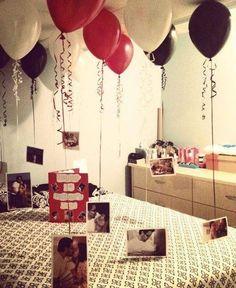 romantic birthday suprise