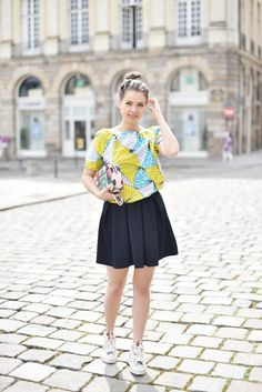 Juliette - Kitsch is my middle name - Blog Mode - Rennes: Magaz'elles