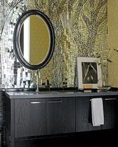 Gorgeous Mirror DIY Ideas