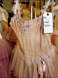 Costume for the New York City Ballet Production of Nutcracker