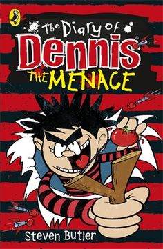 The Diary of Dennis the Menace by Steven Butler. The inside story on every cheeky trick and prank played by the star of The Beano. This hilarious book will delight Beano fans. Meet Dennis, Gnasher and friends (and enemies!) and explore Beanotown with Dennis as your guide.