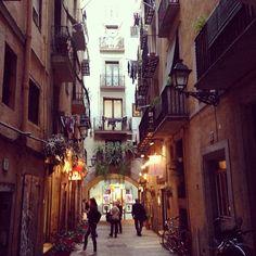 Gothic Quarter, Barcelona (Catalunya - Catalonia)