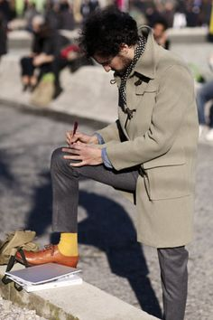 The Sartorialist: On the Street... The Mix, Florence