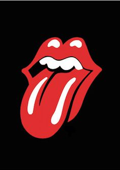 Rolling Stones symbol poster
