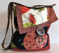 Upcycled Tote, Upcycled Purse, Upcycled Bag, Crossbody Tote, Boho Tote, Fabric Purses, Large Bag, Hippie Bag, Recycled Bags, Handmade Totes by BellesabyBethany on Etsy $52