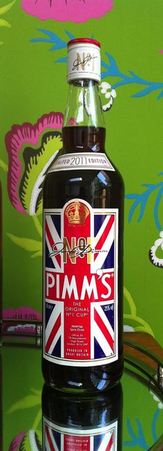 Pimms Royal Wedding limited edition