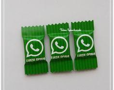 50 Balas Redes Sociais Midias Whatsapp