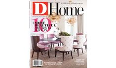 D Home August 2015 cover by Koket http://www.bykoket.com/press/
