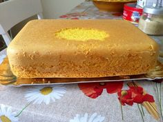 Il pan di spagna leggerissimo e' fatto con ingredienti che lo rendono sicuramente più' soffice e delicato. Adatto per qualsiasi preparazione Mousse, Sponge Recipe, Almond Cakes, Biscotti, Lactose Free, Sponge Cake, Homemade Cakes, Egg Free, Vanilla Cake