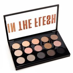 Sneak Peek: MAC In the Flesh Eyeshadow x 15 Palette Photos & Swatches