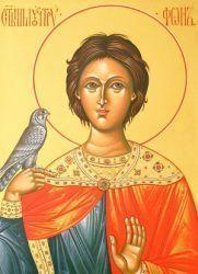 Святой Трифон – молитва на работу.