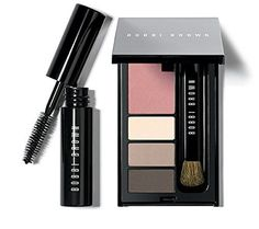 Bobbi Brown Weekend Eye  Cheek Palette  Bobbi to Go Set with Black Smokey Eye Mascara ** Be sure to check out this awesome product.