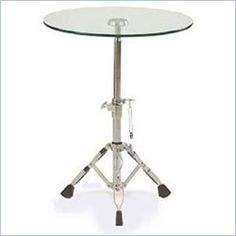 Drum kit-looking side table for A