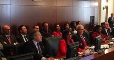 """¡IGNORADA! """"Se toma nota de su intervención"""": Lo que pasó con el discurso de Delcy Eloína en la OEA"""
