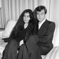 Let It Be John Lennon And Yoko Ono Visit Tokyo In 1977