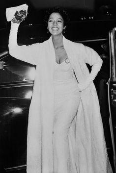 Inspiring Pics of Black Icons Serving Vintage Glam                                                                                                                                                                                 More