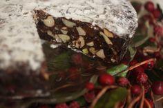 panforte makes a great edible gift! www.nourishmagazine.co.nz