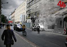 Jasna 26 Street - Then And Now Photos Of Warsaw That Bring History To Life  Best of Web Shrine