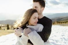 Chasing Snow in the Austrian Alps  Nina and Patrick – Carmen and Ingo Photography
