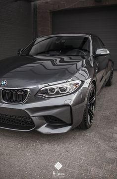 Cool BMW 2017: BMW M2... car