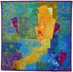 Verlangen   Ineke van Unen – art quilts – textile art
