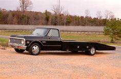 Vintage Flat Bed Car Hauler - Yahoo Image Search Results