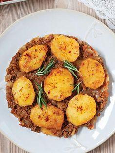 Patates musakka Tarifi - Türk Mutfağı Yemekleri - Yemek Tarifleri