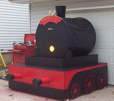 Hogwarts express - Harry Potter Party