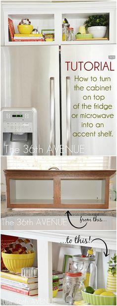 Accent Shelf Tutorial