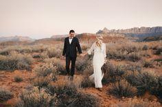 Desert wedding   cassowens   VSCO