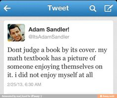 Judging book by its cover / iFunny :)