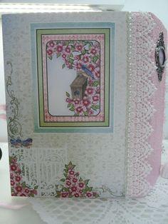 Heartfelt Creations Mini Album - Scrapbook.com