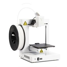 The UP! Plus 2 3D Printer (White) is engineered to produce tough and durable parts right on your desk. The included Smart software is intuitive and simple to us