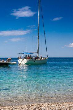 What to do in Croatia: Best Beaches. Sveti Ivan Beach, Cres.