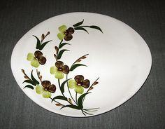 Sunny Spray pattern Blue Ridge, Wells, Childhood Memories, Dinnerware, Southern, Pottery, China, Plates, Tableware
