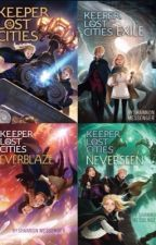 Keeper of the Lost Cities Fanfiction by Kotlcfan2
