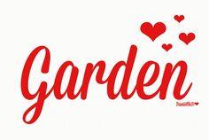 Love Garden, Dream Garden, Garden Pots, Cottage Names, Red Cottage, Paradise Garden, Pin Logo, Outdoor Settings, Cute Images