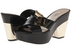 GUESS Cresa Black Patent - Zappos.com Free Shipping BOTH Ways