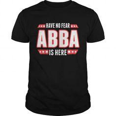 Group shirt ABBA 2017 - GROUP SHIRT ABBA - Coupon 10% Off