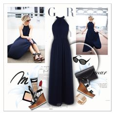 """""""Grecian glamour"""" by amaryllis ❤ liked on Polyvore featuring Coast and Givenchy"""
