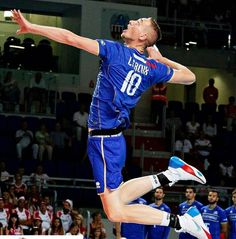 """HAPPY BELATED BIRTHDAY LE ROUX!  Kévin Le Roux (born May 11 1989) is a French player a member of France Men's National Team also known as """"team YavBou"""" and currently plays for the Turkish club Halkbank Ankara. Le Roux is a European Champion 2015 and gold medalist of the World League 2015! Joyeux anniversaire @kevinlerouxofficial all the best wishes for you and good luck on the World Olympic Qualification #volleyball #teamyavbou #france #frenchman #middleblocker #leroux #happybirthday…"""