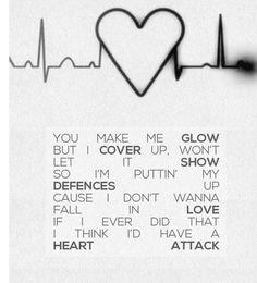 Heart Attack - Demi Lovato...Loooveee it<3