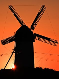 5-Sail Windmill  Skerries, Co. Dublin