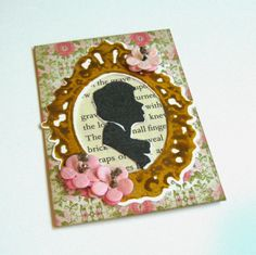 Elves In The Attic: On Grandma's Wall ATC