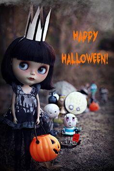 Happy Halloween!!!  ~ Trick or Treat! ~